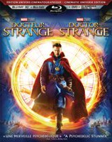 Doctor Strange (Blu-ray 3D + Blu-ray + DVD+ Digital HD) (Bilingual)