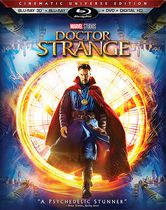 Doctor Strange (Blu-ray 3D + Blu-ray + DVD+ Digital HD)
