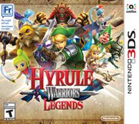 Jeu vidéo Hyrule Warriors Legends 3DS