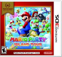Nintendo Selects: Mario Party Island Tour 3DS