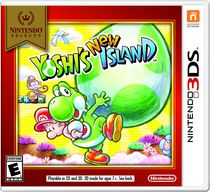 Nintendo Selects: Yoshi's New Island 3DS