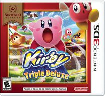 Nintendo Selects: Kirby Triple Deluxe 3DS