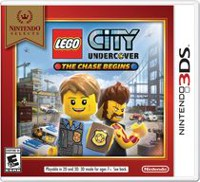 Nintendo Selects: LEGO City Undercover: The Chase Begins (3DS)