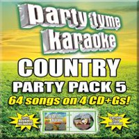 Karaoke - Party Tyme Karaoke: Country Party Pack 5