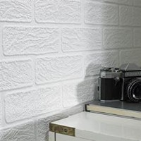 Graham & Brown Brick Paintable Wallpaper