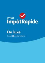 Intuit TurboTax Standard Software - French only