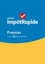 Intuit TurboTax Premier Software - French Only