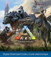 PS4 ARK SURVIVAL EVOLVED Digital Download
