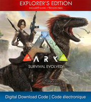 PS4 ARK SURVIVAL EVOLVED EXPLORERS EDITION Digital Download
