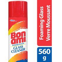 Bon Ami Foam Glass and Window Cleaner Spray, 560g