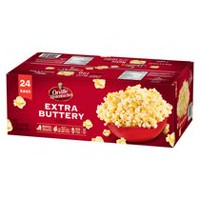 Orville® Extra Buttery Flavour Microwave Popcorn