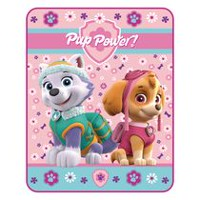 "PAW Patrol Girl ""Pupppy Patch"" Silk Touch Throw"