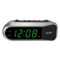Elgin Digital Alarm With Ascending Alarm Volume