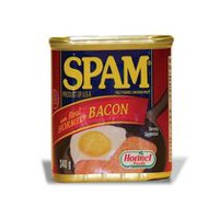 SPAM Bacon Real Hormel Fully Cooked Luncheon Meat