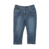 George baby Boys™ 5 Pocket Jeans Light Blue 0-3 months