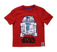 Star Wars Boy's  Short Sleeve License T-Shirt 5T
