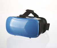 onn Virtual Reality Smartphone Headset Blue