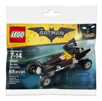 LEGO Recruitment Bags Boys The Mini Batmobile (30521)