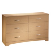 South Shore SoHo Collection Dresser Maple
