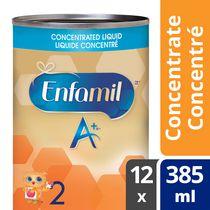 Préparation pour nourrissons Enfamil A+® 2 liquide concentratré