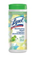 Lysol® Green Apple Scent Disinfecting Wipes