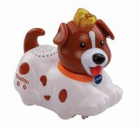 VTech Go! Go! Smart Animals Terrier - French Version