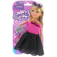 Funville Sparkle Girlz Single Outfit M Doll