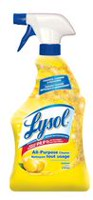 Lysol® Lemon Trigger All Purpose Cleaner