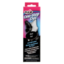 Tulip One Step Fabric Dye - Black