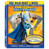 Megamind (Blu-ray + DVD) (Bilingual)