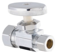 Exquisite Compression Straight Valve