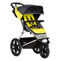 Mountain Buggy Terrain Jogging Stroller Yellow