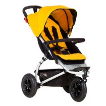 Mountain Buggy Swift Stroller Gold