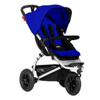 Poussette Swift de Mountain Buggy Bleu
