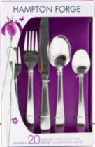 Concierto Satin 20pc Set