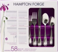 Hampton Forge Flatware Set