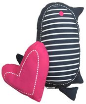 Mainstays Kids Cutie Bird Décor Pillow