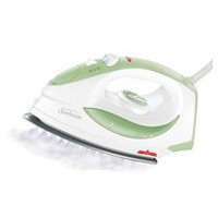 Sunbeam® Classic Iron, White & Green