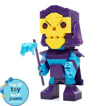 Mega Bloks Kubros Masters of the Universe Skeletor Buildable Figure
