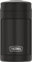 Thermos Vacuum Insulated Stainless Steel Food Jar with Folding Spoon, 16 Oz