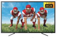50-INCH 4K ULTRA HD TV