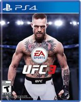 EA Sports UFC 3 (Playstation 4)