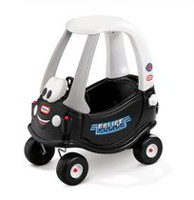 Auto-patrouille Cozy Coupe Little Tikes