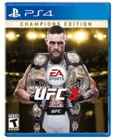 EA Sports UFC 3 Champion Edition (Playstation 4)