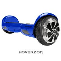 Hoverzon S Self Balancing  Hoverboard - Blue, English