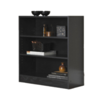 Mainstays 3 Shelf Bookcase