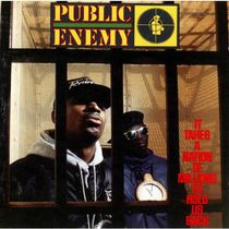 Public Enemy - It Takes A Nation Of Millions To Hold Us Back (Vinyl)