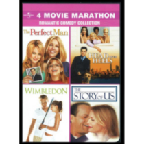 Romantic Comedy Collection: The Perfect Man / Head Over Heels / Wimbledon / The Story Of Us