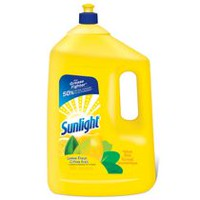 Sunlight® Lemon Fresh Dishwashing Liquid