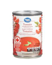 Great Value Tomato Flavoured Condensed Soup